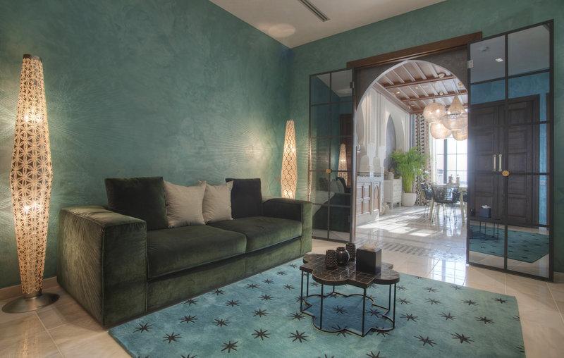 Salma Suite TV Room