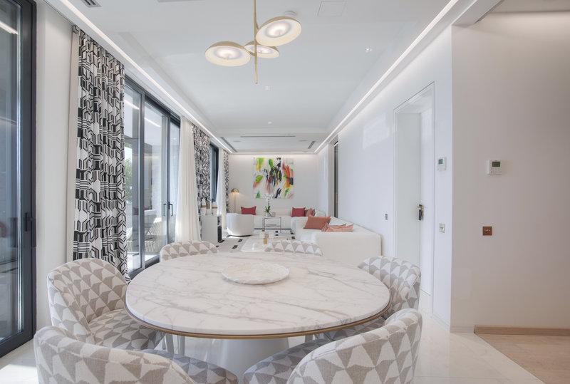 Harmonia Suite Living Room