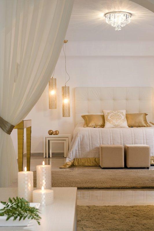 Superior Suite Spacious Bedroom
