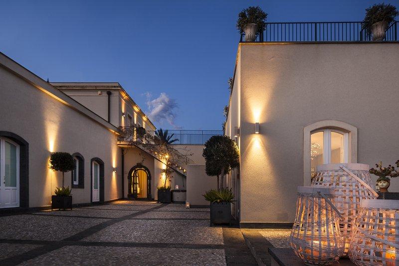 Resort by Night