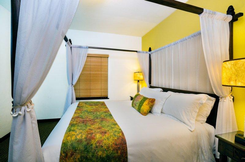One bedroom partial ocean view - bedroom - PKQ
