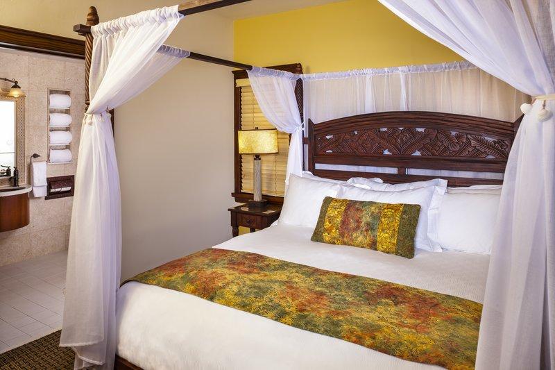 One bedroom ocean view - bedroom - OKQ