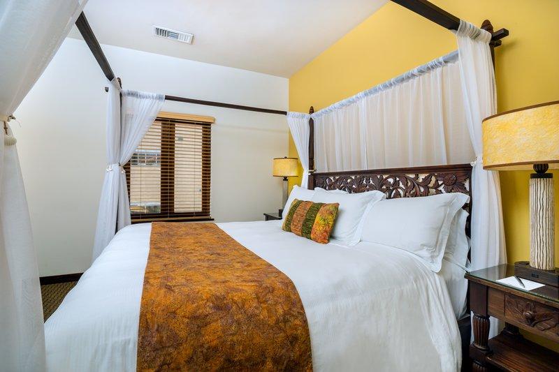 One bedroom partial ocean view - bedroom - POK