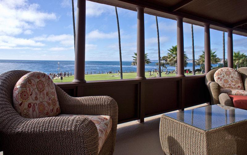 One bedroom ocean view - balcony patio - OQ2