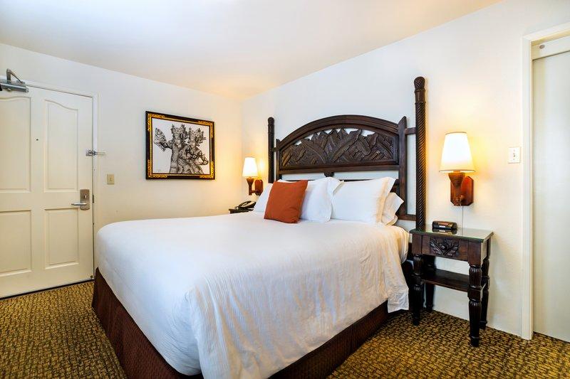 One bedroom ocean view - bedroom - OK2