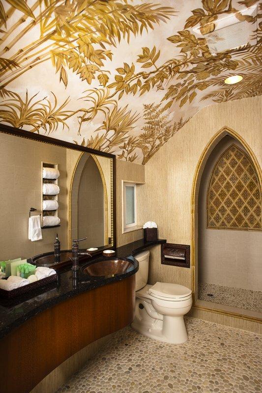 One bedroom ocean view - bathroom - OK1