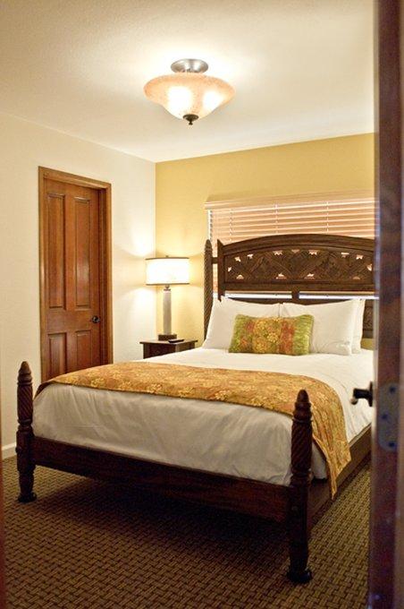 Three bedroom ocean view - bedroom - P3B