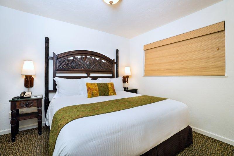 One bedroom ocean view - bedroom - OVQ