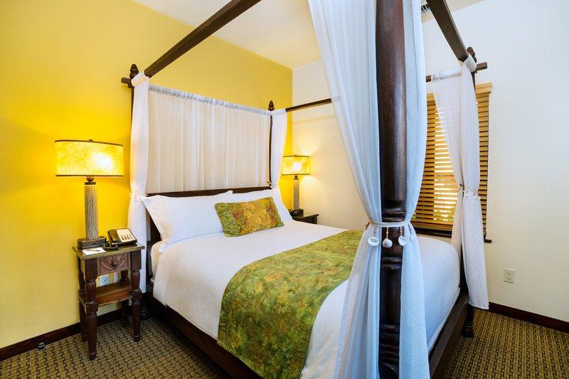 One bedroom partial ocean view - bedroom - PQQ