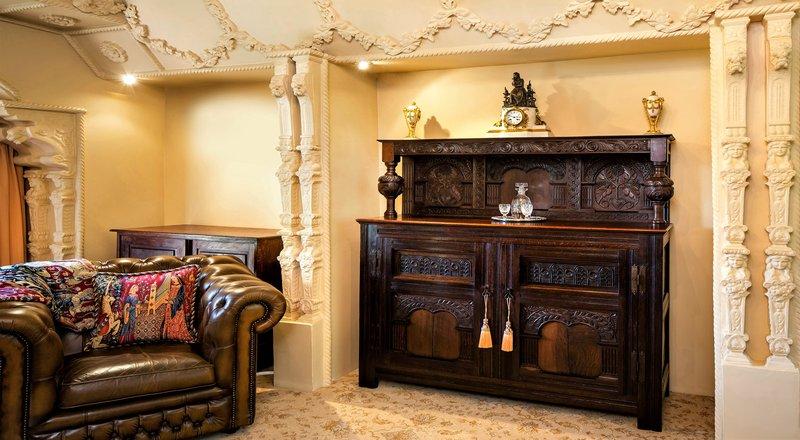Exquisite craftsmanship  and design