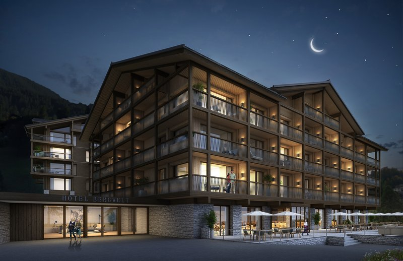 Bergwelt Grindelwald