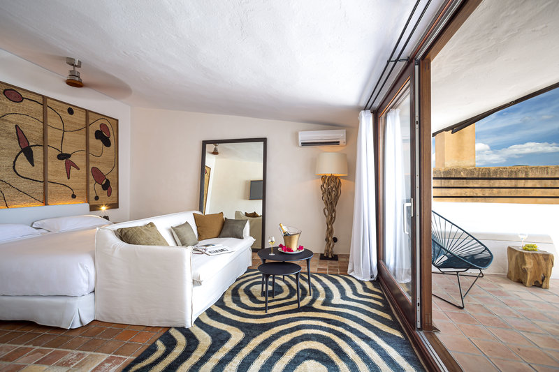 Canonigo Terrace Suite