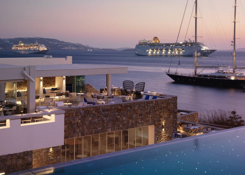 Pool Club Lafs Restaurant
