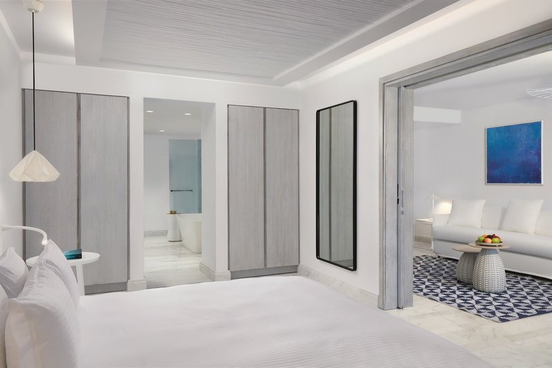 Eccentric 2 Bedroom Fitness Pool Suite