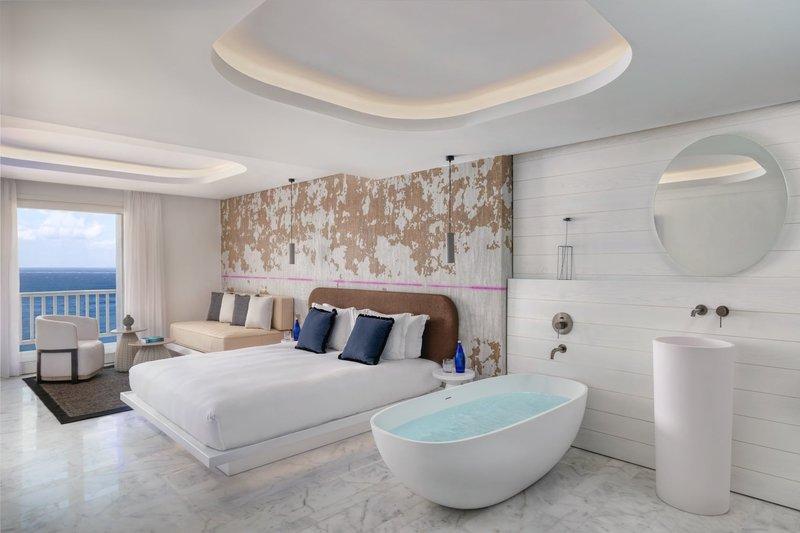 Galaxy Sharing Pool Retreat bedroom