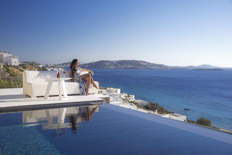 Villa Private Pool Outdoor Terrace