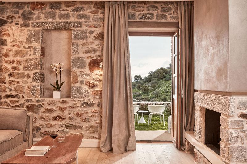 Superior Suite Private Garden Sea View