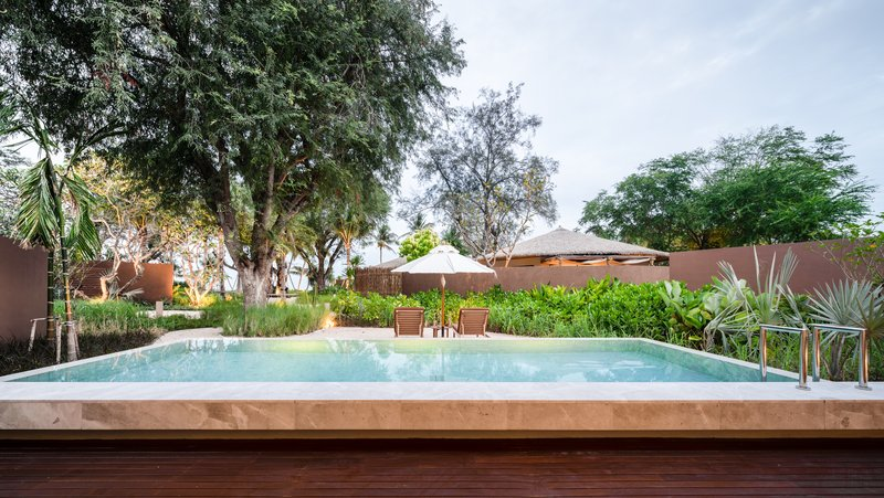 Pool Villa Seaview