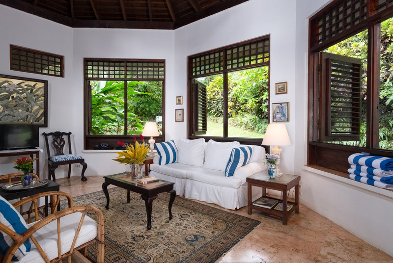 Cottonwood Cottage Living Room