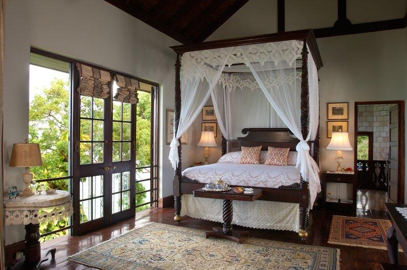 The Hermitage Master Bedroom 1