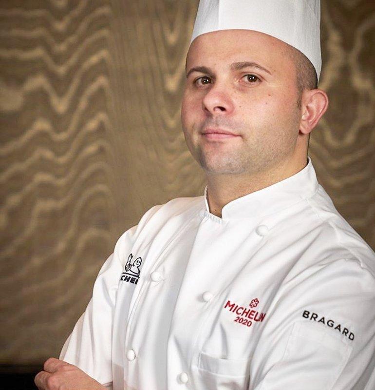 Chef Candela * Michelin star