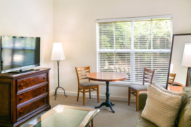 Southbridge Suite Living Area