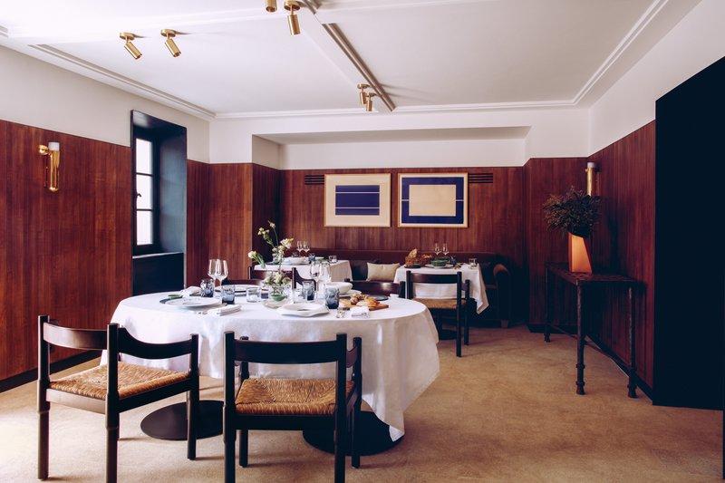La Madeleine Restaurant
