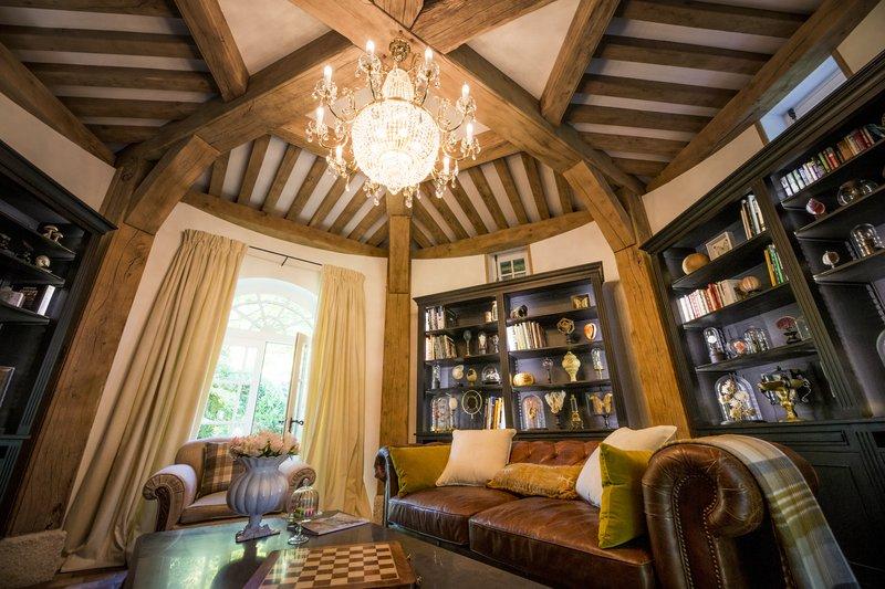 Dovecote Suite Living Room