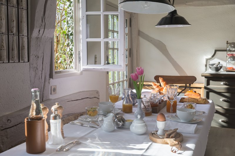 Cottage Breakfast