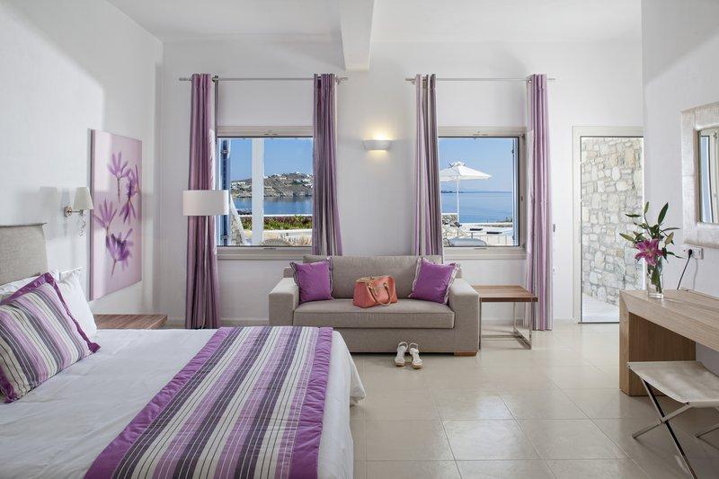 Deluxe Suite Sea View Outdoor Jacuzzi