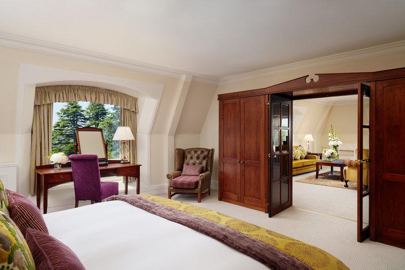 Palace Suite Lounge