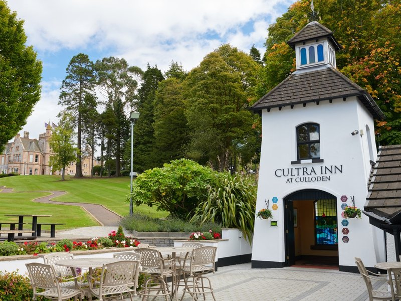 Cultra Inn at Culloden Estate