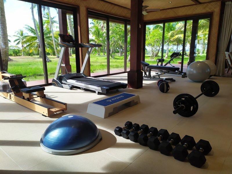 La Villa Royale Fitness Room