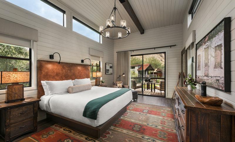 Sky View Bedroom