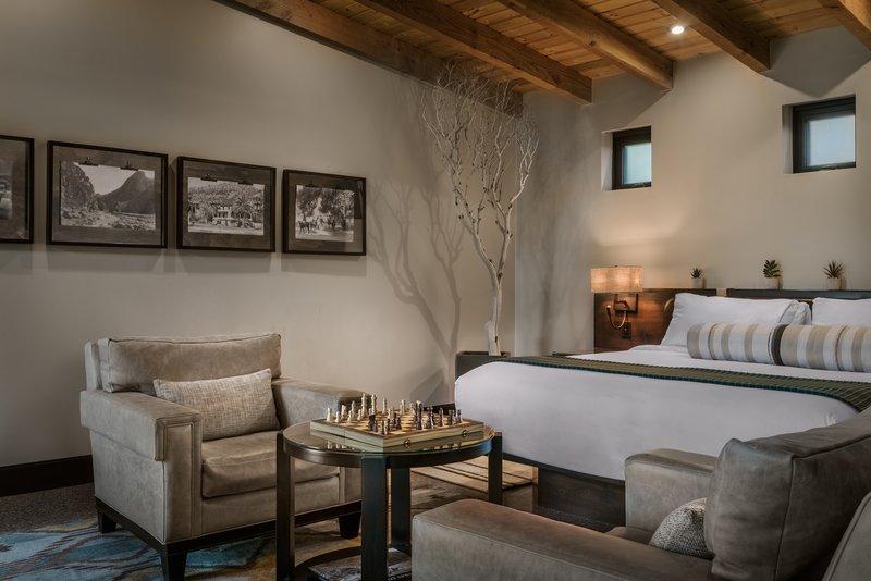 Spring Bungalow Bedroom