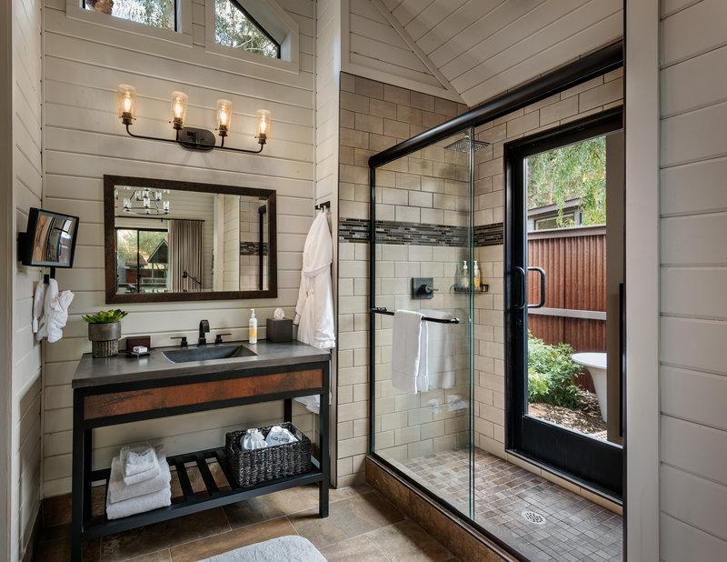 Sky View Bathroom