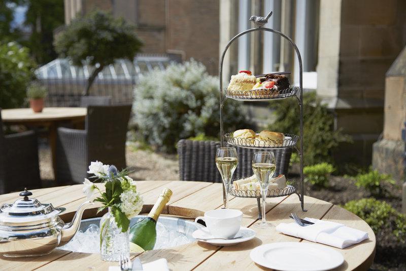 Garden Afternoon Tea