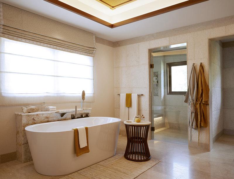 Presidential Villa - Bathroom