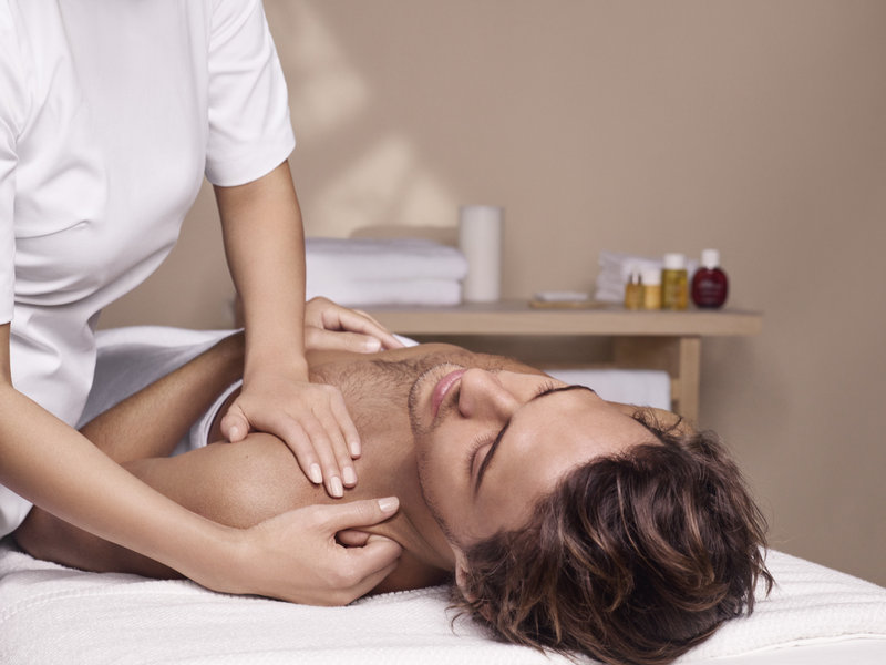 SPA Man Massage RGB