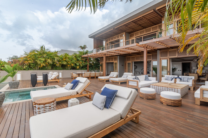 Royal Suite Ocean View with Pool - Private Deck