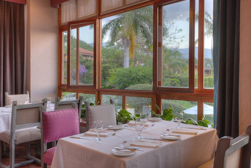 La Luz Restaurant with a view