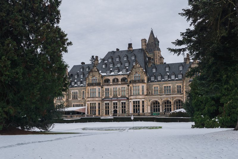Schlosshotel Kronberg Winter