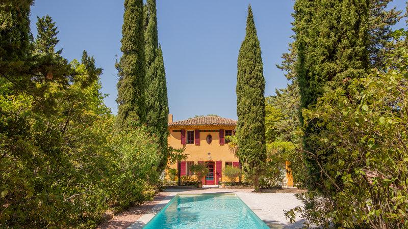 Villa Pigonnet - Private pool