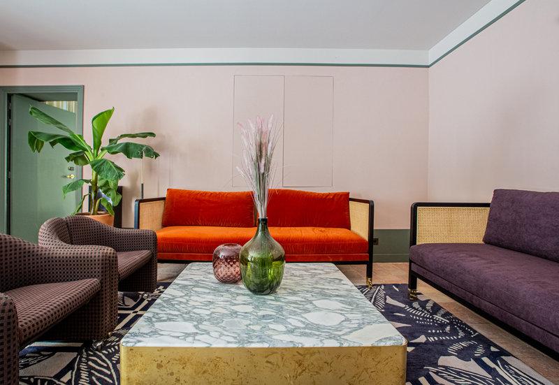 Villa Pigonnet - Sitting room