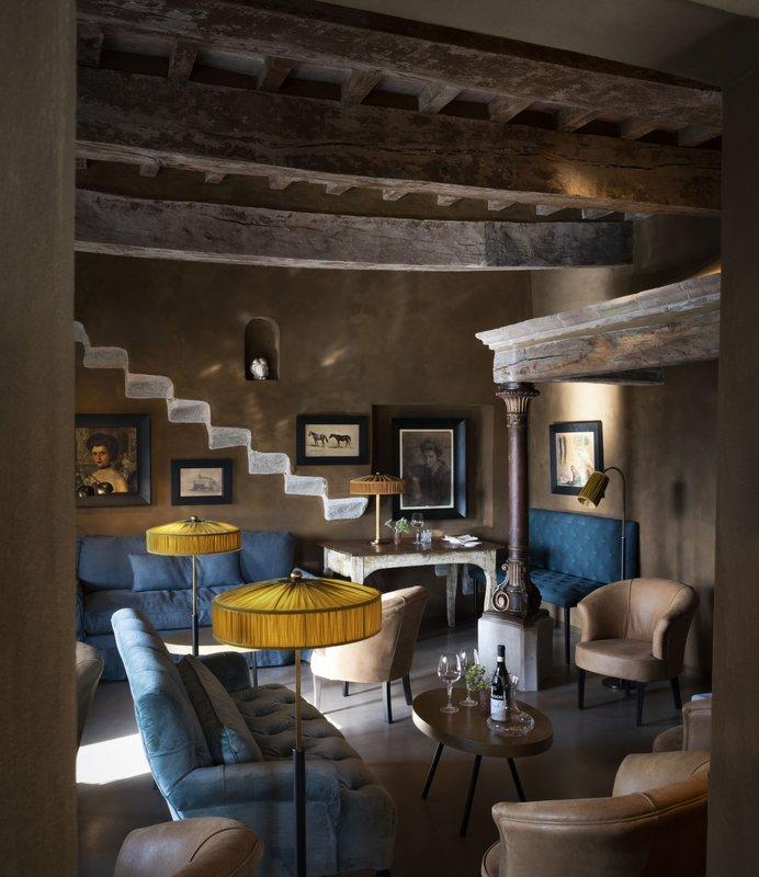 Hotel Castello Di Reschio Al Castello Restaurant
