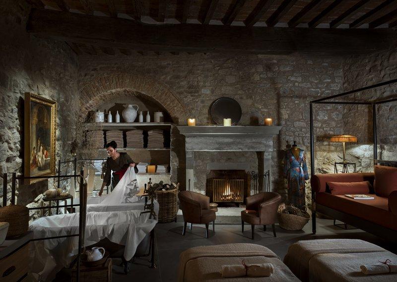 Hotel Castello Di Reschio The Private Spa