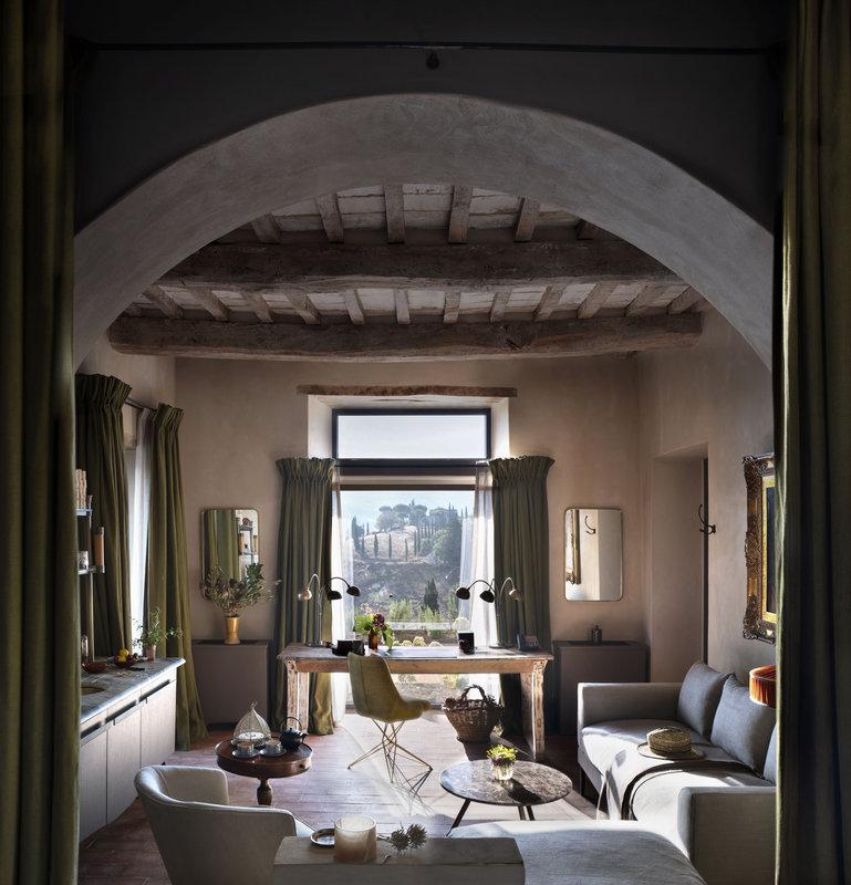 Hotel Castello Di Reschio Suite