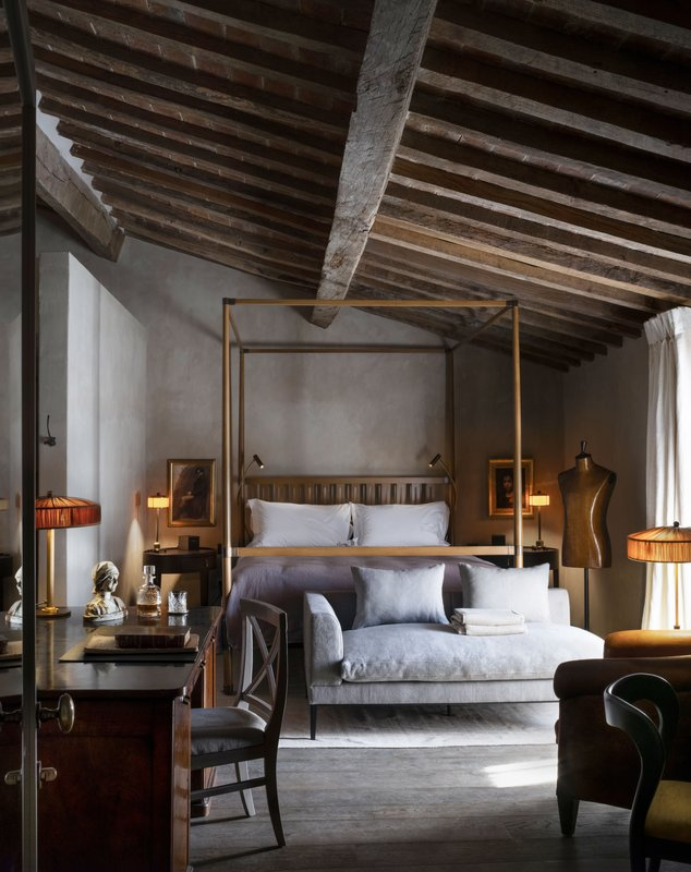 Suite Hotel Castello Di Reschio