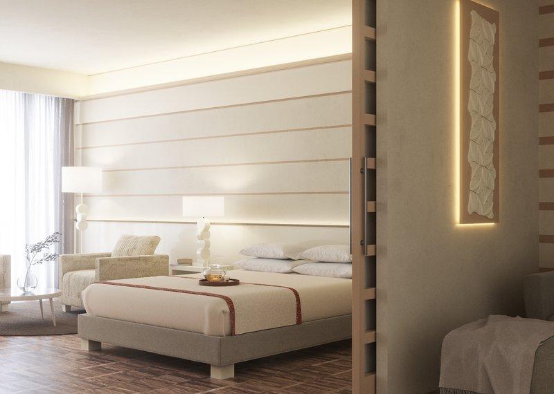 Exclusive Suite Bedroom