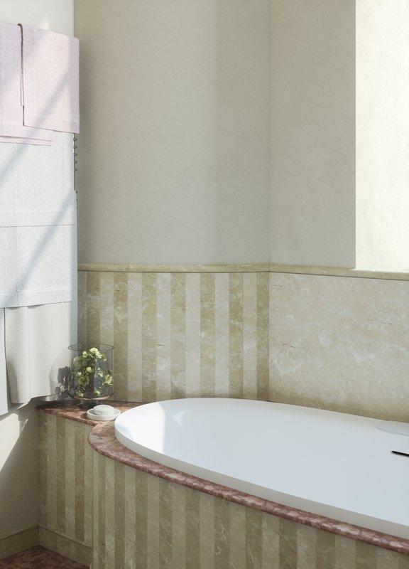 Prestige Junior Suite Bathroom Detail